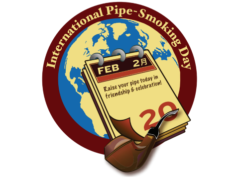 The International Pipe-Smoking Day logo
